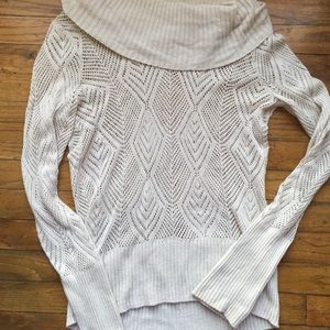 American Eagle knitted long sleeve top!